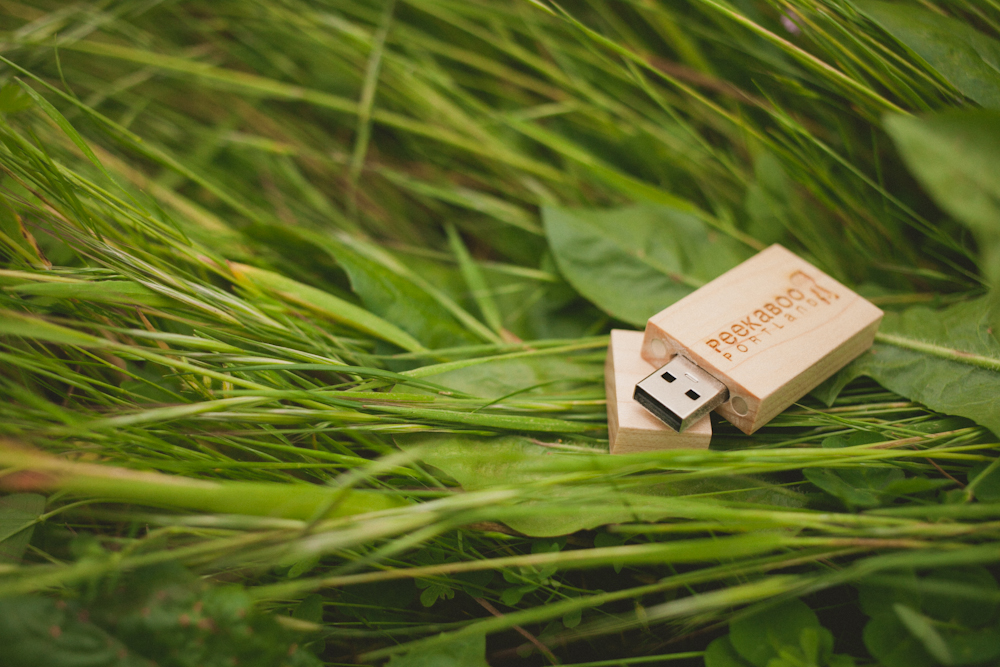 Photo of USB stick by Boudoir Portland Boudoir Photography