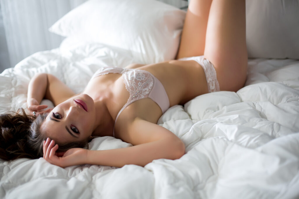 best boudoir photographer Portland